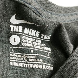 Nike Tops - Nike Just Do It Athletic Tee Size Extra Large